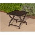 Agio Haywood SQUARE END TABLE - Item Number: 1934567