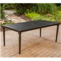 Agio Haywood Rectangular Dining Table