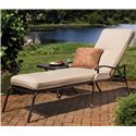 Agio Heritage Alumicast Outdoor Chaise