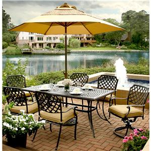 Agio Heritage Outdoor Dining Set