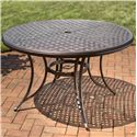 Agio Heritage Round Dining Table