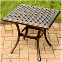 Agio Heritage Outdoor End Table