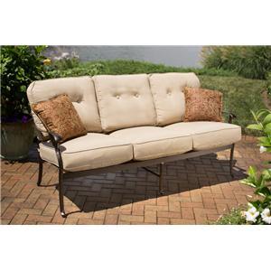Agio Heritage Outdoor Sofa