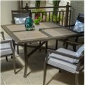 Agio Maddox Dining Table - Item Number: ALH21917P01
