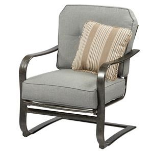 Outdoor Spring Chair