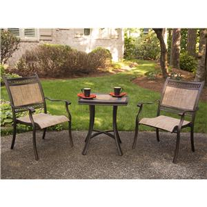 Agio Maguire 3Pc Bistro Set