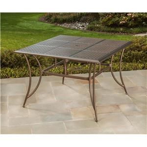 Agio Manhattan 2016 Square Dining Table