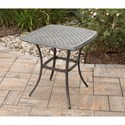 Agio Melbourne by Agio Outdoor Café Table - Item Number: ALQ61615P03