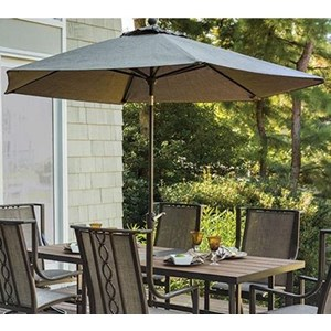 Agio Portland Agio Outdoor Market Umbrella