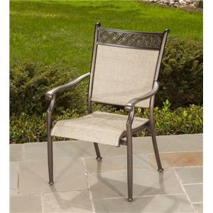 Morris Home Furnishings Sabana Sabana Outdoor Side Chair