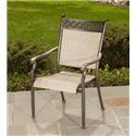 Morris Home Furnishings Sabana Sabana Outdoor Side Chair - Item Number: 650811285