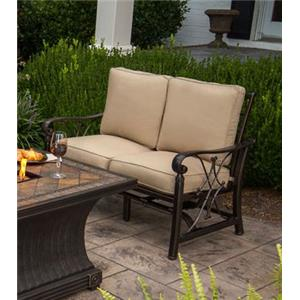 Agio Seville Outdoor Loveseat