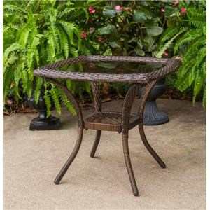 Morris Home Furnishings St Lucia St Lucia End Table