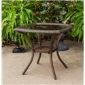 Morris Home Furnishings St Lucia St Lucia End Table - Item Number: 593841008