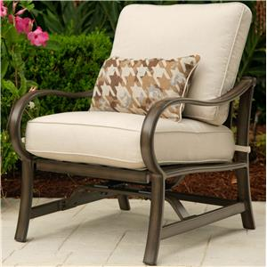 Dining Glider Arm Chair