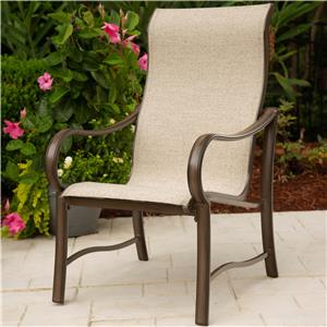 Agio Sullivan Dining Arm Chair