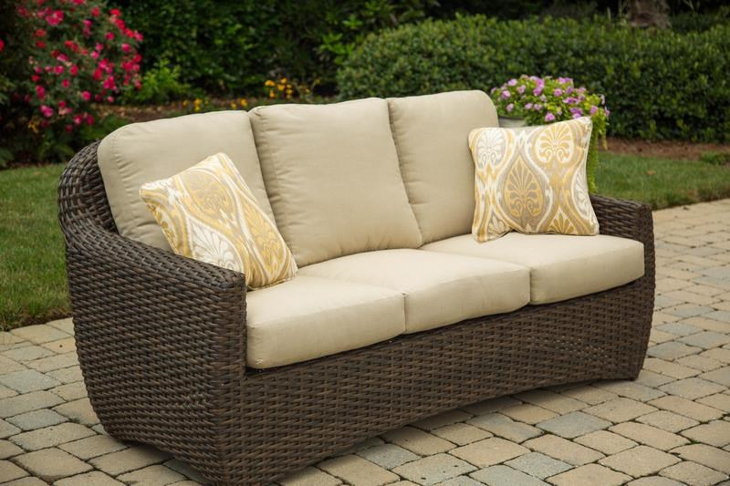 Morris Home Furnishings Tahiti Tahiti Outdoor Sofa - Item Number: 143751374