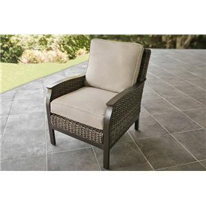 Deep Seat Lounge Chair