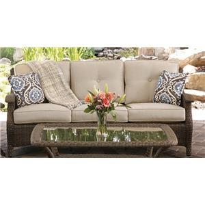 Morris Home Furnishings Tuscany Tuscany Sofa