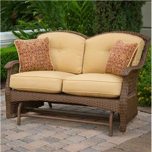 Outdoor Glider Loveseat