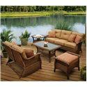 Apricity Outdoor Veranda Outdoor Chat Set - Item Number: 30-64456+644521+304853+272753