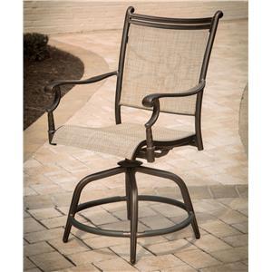 Comfort Sling Balcony Chair