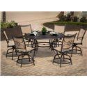 Agio Vista Comfort Sling Balcony Chair - ADS15413