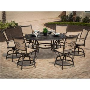 Agio Vista Dining Set
