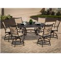 Agio Vista Dining Set - Item Number: Vista Dining Set 1
