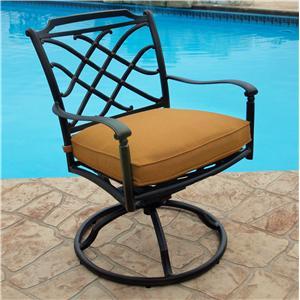 Agio Willowbrook  Swivel Rocker