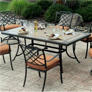Agio Willowbrook  Outdoor Table