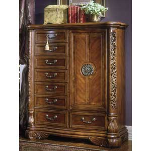 Michael Amini Excelsior Gentlemen's Chest