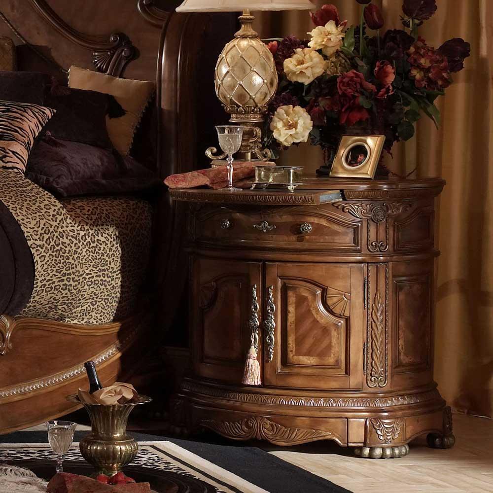 michael amini cortina bedside chest item number - Michael Amini