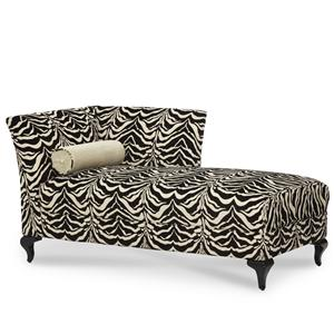 Michael Amini After Eight LAF Chaise