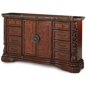 Michael Amini Excelsior Dresser