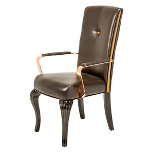 Michael Amini Hollywood Loft Arm Chair