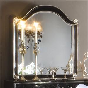 Michael Amini Hollywood Swank Wall Mirror