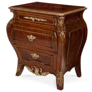 Michael Amini Imperial Court Nightstand