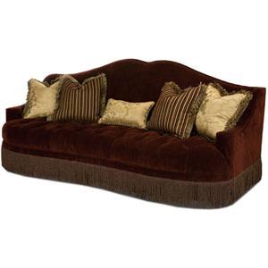 Michael Amini Imperial Court - EGPLT Upholstered Sofa