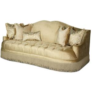 Michael Amini Imperial Court - PEARL Upholstered Sofa