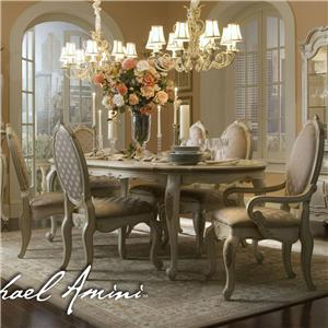 Michael Amini Lavelle 7 Piece Set