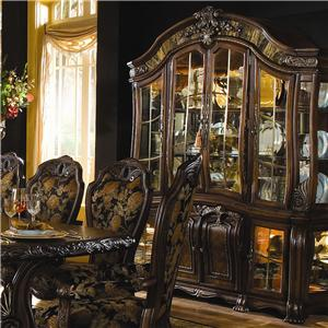 Michael Amini Oppulente China Cabinet
