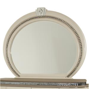 Overture Oval Dresser Mirror by Michael Amini