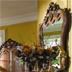 Michael Amini Palais Royale Double Dresser Mirror