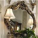 Michael Amini Palais Royale Sideboard Mirror - Item Number: 71067-35