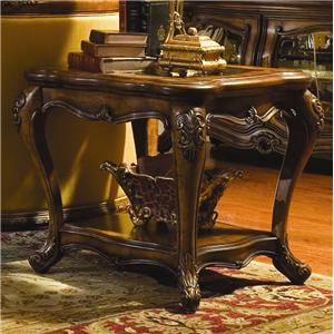 Michael Amini Palais Royale End Table