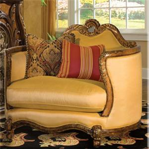 Michael Amini Palais Royale Chair and a Half