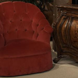 Michael Amini Palais Royale Swivel Chair