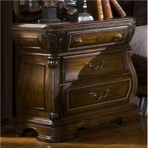 Michael Amini The Sovereign Nightstand