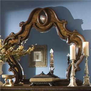 Michael Amini The Sovereign Dresser Mirror